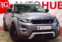 USED 2012 62 LAND ROVER RANGE ROVER EVOQUE 2.2 SD4 DYNAMIC LUX 3d AUTO 190 BHP