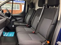 USED 2016 16 FORD TRANSIT CUSTOM 2.0 340 TREND SWB HIGH ROOF 130 BHP EURO 6