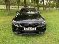 USED 2018 18 BMW 4 SERIES 3.0L M4 COMPETITION 2d 444 BHP COMPEITION PACK, WARRANTY, AA INSPECTED,