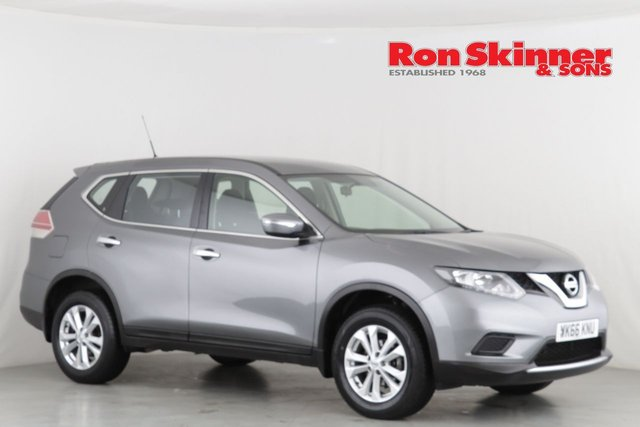 View our 2016 66 NISSAN X-TRAIL 1.6 DCI VISIA 5d 130 BHP