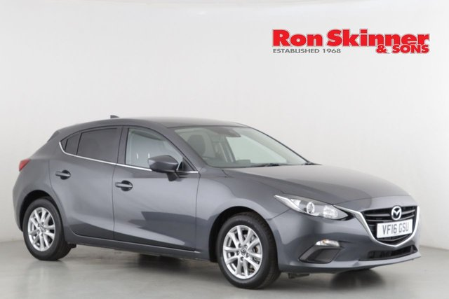 View our 2016 16 MAZDA 3 2.0 SE NAV 5d 118 BHP