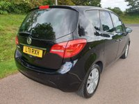 USED 2011 11 VAUXHALL MERIVA 1.4 SE 5d 98 BHP **FULL DEALER HISTORY**1 OWNER**GREAT CONDITION**