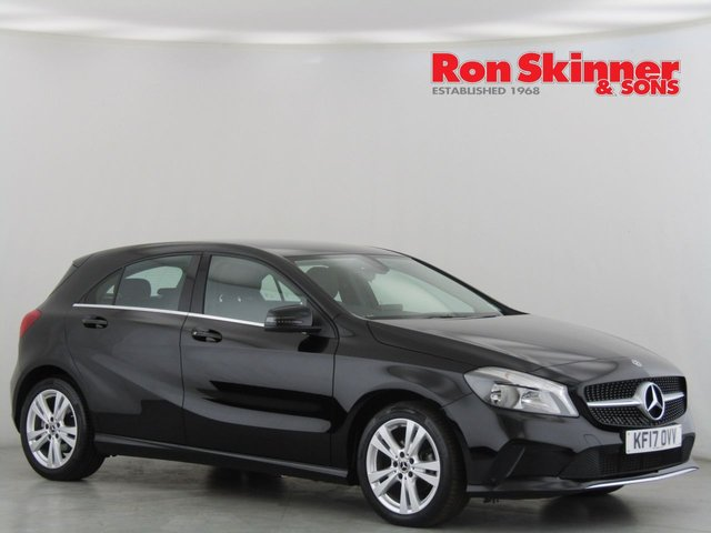 View our 2017 17 MERCEDES-BENZ A-CLASS 1.5 A 180 D SPORT 5d 107 BHP