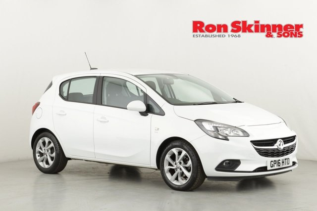 View our 2016 16 VAUXHALL CORSA 1.4 ENERGY AC ECOFLEX 5d 89 BHP