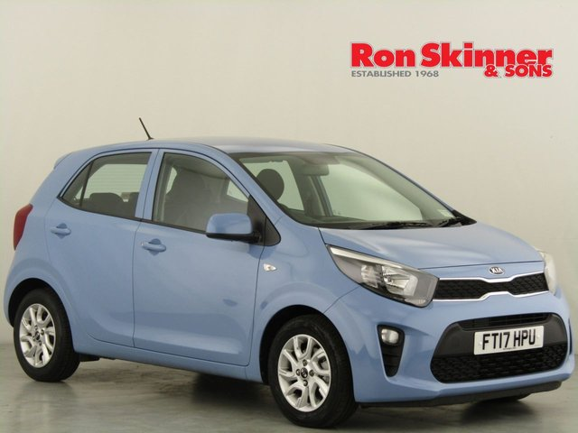 View our 2017 17 KIA PICANTO 1.0 2 5d 66 BHP
