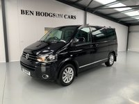 2014 VOLKSWAGEN CARAVELLE 2.0 EXECUTIVE TDI BLUEMOTION TECHNOLOGY 5d AUTO 140 BHP £28995.00