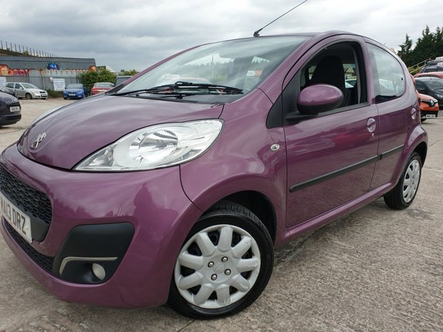 USED 2013 13 PEUGEOT 107 1.0 ACTIVE 5d 68 BHP 1 OWNER+0 ROAD TAX+2 KEYS+CD+AIRCON+ELECTRICS+PAS+USB+AUX+