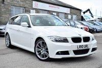 2010 BMW 3 SERIES 2.0 320D M SPORT BUSINESS EDITION TOURING 5d AUTO 181 BHP £9450.00