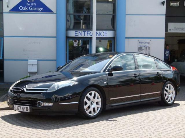 View our CITROEN C6