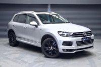USED 2013 VOLKSWAGEN TOUAREG 3.0 V6 R-LINE TDI BLUEMOTION TECHNOLOGY 5d AUTO 242 BHP