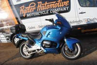 2000 BMW R1100RT 1100cc £2190.00