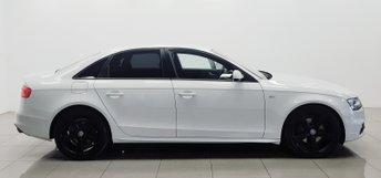 2013 AUDI A4 3.0 TDI BLACK EDITION 4d AUTO 201 BHP £9950.00
