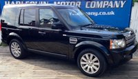 2010 LAND ROVER DISCOVERY 3.0 4 TDV6 HSE 5d AUTO 245 BHP £9999.00