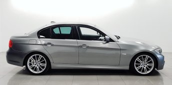 2009 BMW 3 SERIES 2.0 320D M SPORT 4d AUTO 175 BHP £6950.00