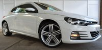 USED 2016 16 VOLKSWAGEN SCIROCCO 2.0 R LINE TDI BLUEMOTION TECHNOLOGY 2d 150 BHP