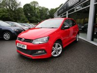 USED 2012 VOLKSWAGEN POLO 1.2 R LINE TSI 3d 104 BHP
