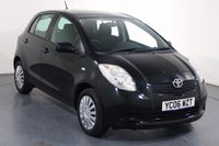 USED 2006 06 TOYOTA YARIS 1.3 T3 VVT-I 5d 86 BHP AIR CON I PARKING SENSORS