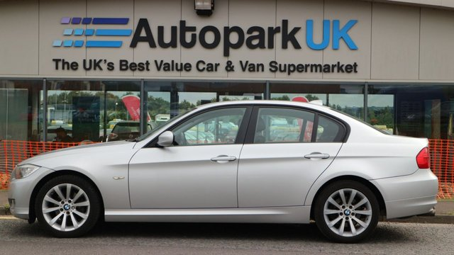 USED 2009 59 BMW 3 SERIES 2.0 318I SE 4d 141 BHP LOW DEPOSIT OR NO DEPOSIT FINANCE AVAILABLE