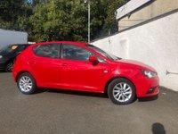 2012 SEAT IBIZA 1.4 SE 5d 85 BHP £3995.00