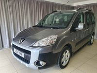 USED 2011 11 PEUGEOT PARTNER 1.6 TEPEE OUTDOOR HDI 5d 112 BHP