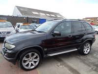 USED 2006 56 BMW X5 3.0 D SPORT 5d AUTOMATIC CLEAN CAR