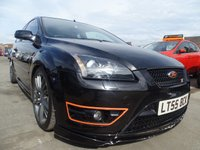 2005 FORD FOCUS 2.5 ST-2 3d 225 BHP SOUNDS GREAT POPS £4000.00
