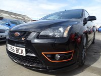 USED 2005 55 FORD FOCUS 2.5 ST-2 3d 225 BHP SOUNDS GREAT POPS
