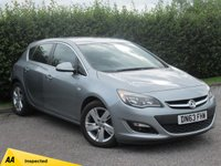 USED 2013 63 VAUXHALL ASTRA 2.0 SRI CDTI ECOFLEX S/S 5d * ECONOMICAL * BLUETOOTH * 128 POINT AA INSPECTED *