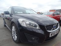 USED 2010 60 VOLVO C30 1.6 D DRIVE SE LUX CLEAN ALL ROUND MUST SEE
