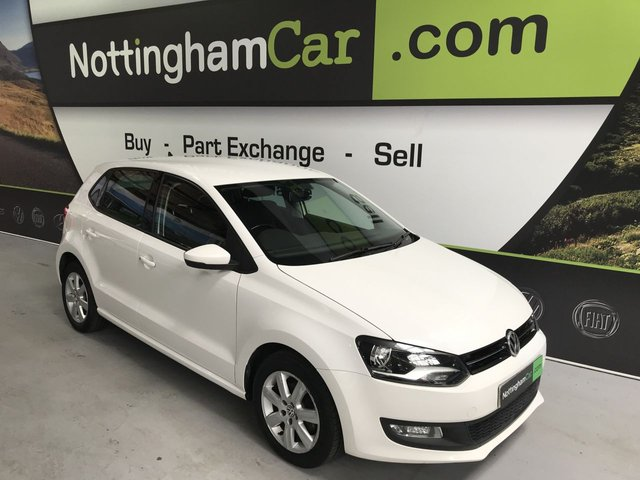 USED 2012 12 VOLKSWAGEN POLO 1.4 MATCH 5d 83 BHP