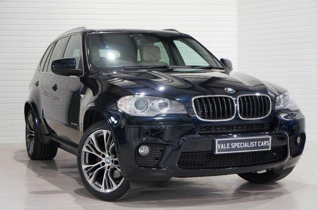 2013 13 BMW X5 3.0 XDRIVE30D M SPORT AUTO (SAT NAV)