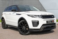 USED 2015 X LAND ROVER RANGE ROVER EVOQUE 2.0 TD4 HSE DYNAMIC LUX 5d AUTO 177 BHP *LUX/BLACK PACK/PAN ROOF/TV*