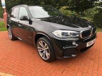 2014 BMW X5 3.0 XDRIVE30D M SPORT 5d AUTO 255 BHP £23990.00