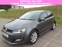 USED 2013 63 VOLKSWAGEN POLO 1.4 MATCH EDITION 5d 83 BHP ALLOYS   AIR CONDITIONING  
