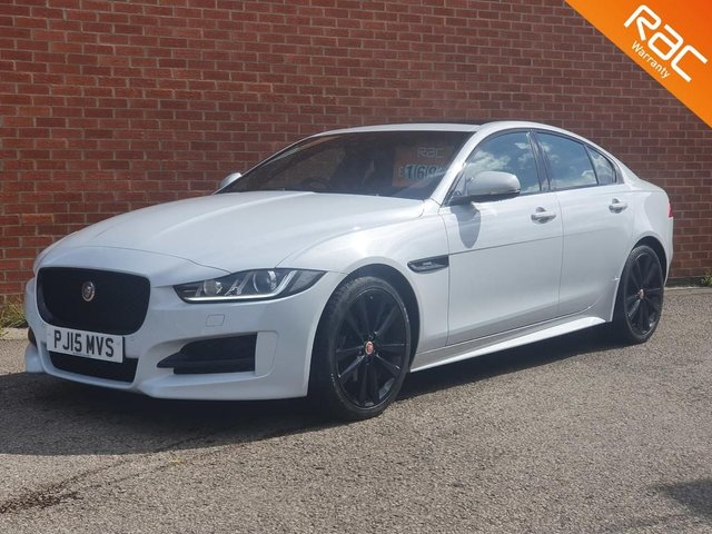 2015 15 JAGUAR XE 2.0 R-SPORT 4d AUTO 178 BHP  ** HUGE SPEC - LOTS OF EXTRAS **