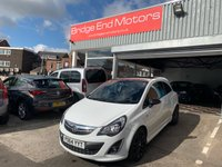 "USED 2014 64 VAUXHALL CORSA 1.2 LIMITED EDITION 3d 83 BHP ONLY 19824 MILES FROM NEW! 1 OWNER LIMITED EDITION WITH AIR CONDITIONING, PRIVACY GLASS AND BLACK 17"" ALLOYS!  LOW EMISSIONS LOW INSURANCE EXCELLENT ECONOMY PERFECT FIRST CAR!!"