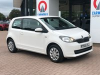 USED 2016 65 SKODA CITIGO 1.0 SE MPI 3d 59 BHP 1 OWNER | AIR CONDITIONING |