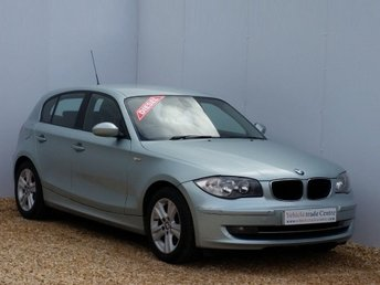 2008 BMW 1 SERIES 2.0 118D SE 5d 141 BHP £2999.00