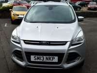 USED 2013 13 FORD KUGA 2.0 TITANIUM TDCI 5d 160 BHP NO DEPOSIT AVAILABLE, DRIVE AWAY TODAY!!