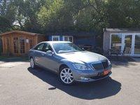 2008 MERCEDES-BENZ S CLASS 3.0 S320 CDI 4d AUTO 231 BHP £5995.00