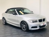 USED 2012 12 BMW 135 3.0 SPORT PLUS EDITION DCT CONVERTIBLE 2d AUTO 302 BHP LOW MILES + SAT NAV + SERVICE HISTORY + HEATED LEATHER