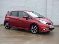 2014 NISSAN NOTE 1.2 TEKNA STYLE DIG-S 5d 98 BHP £6288.00