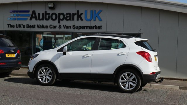 USED 2017 17 VAUXHALL MOKKA X 1.4 ACTIVE S/S 5d 138 BHP LOW DEPOSIT OR NO DEPOSIT FINANCE AVAILABLE