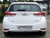 USED 2016 16 TOYOTA AURIS 1.2 VVT-I ICON 5d AUTO 114 BHP