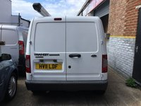 USED 2011 11 FORD TRANSIT CONNECT 1.8 T200 LR 1d 75 BHP