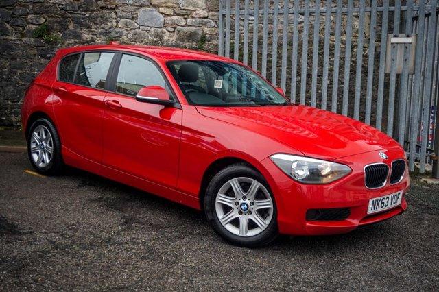 USED 2013 63 BMW 1 SERIES 2.0 116D ES 5d 114 BHP