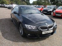 USED 2010 60 BMW 3 SERIES 3.0 325I M SPORT 2d AUTO 215 BHP Great Auto 325I M Sport, Drives Superbly, Comes With Great Service History and Good MOT!