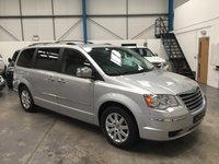 2011 CHRYSLER GRAND VOYAGER 2.8 CRD LIMITED 5d AUTO 161 BHP £11995.00