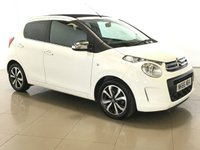 USED 2016 66 CITROEN C1 1.2 PURETECH AIRSCAPE FLAIR 5d 82 BHP 1 OWNER | BLUETOOTH | DAB | AC