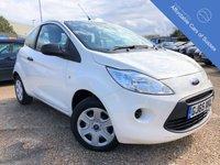 USED 2015 65 FORD KA 1.2 STUDIO 3d 69 BHP Ideal 1st Car + Only £30 Tax